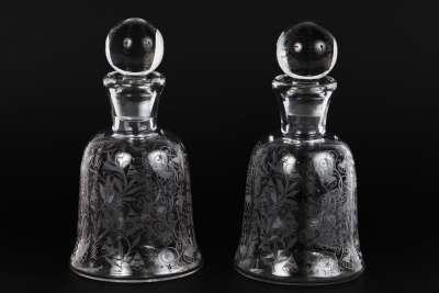 Baccarat 'Argentina'Decanters