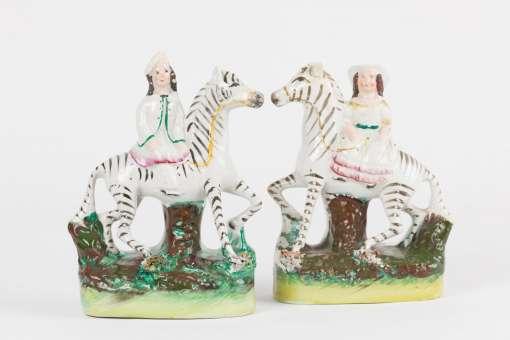 Staffordshire figurines